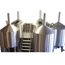 Bev-Tech brew house - sale de brasage - sala cottura MBS3000-5T